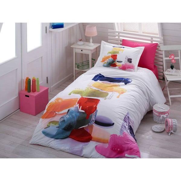 Obliečky s plachtou Rainbow, 200x220 cm