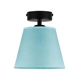 Modré stropné svietidlo Sotto Luce IRO Parchment, ⌀ 16 cm