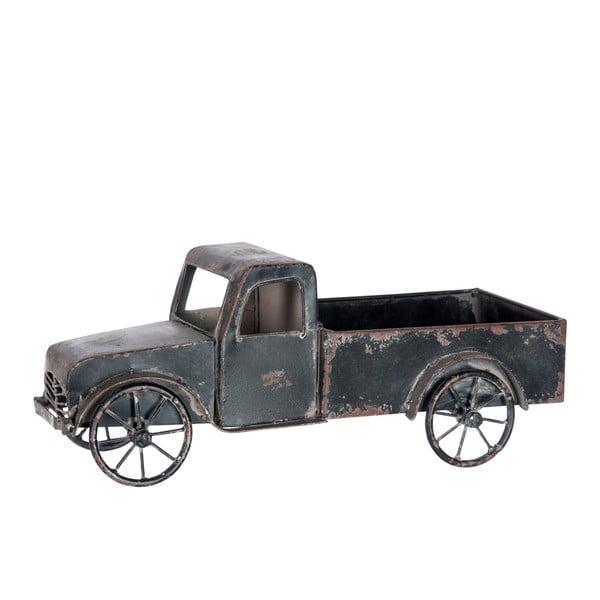 Dekorácia Car Antique, čierna