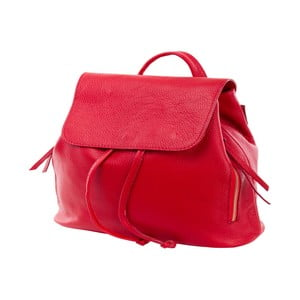 Červený batoh Andrea Cardone