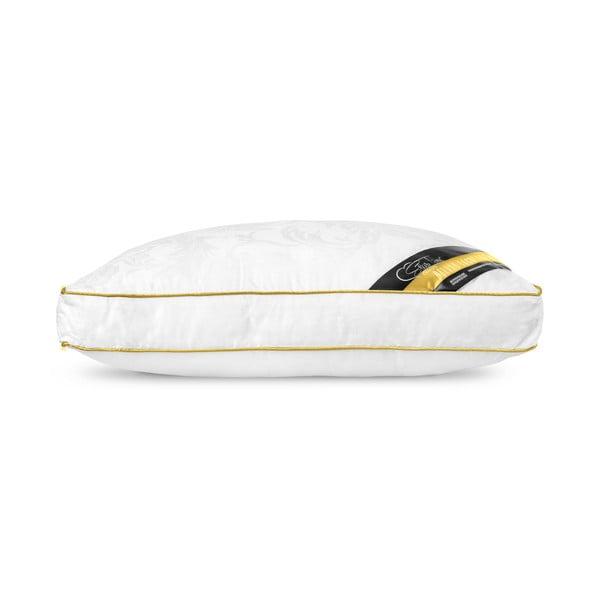 Vankúš na spanie s dutými vláknami Dreamhouse Jacquard, 50x60cm