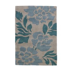 Koberec Hong Kong 90x150 cm, modrý