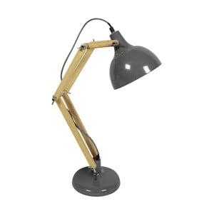 Sivá stolová lampa Red Cartel Dexter