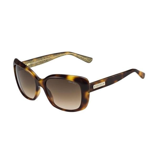 Slnečné okuliare Jimmy Choo Kalia Brown