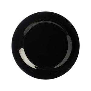 Kameninový tanier Price & Kensington Black Dinner, 21 cm