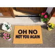 Rohožka Artsy Doormats Not You Again, 40 x 60 cm