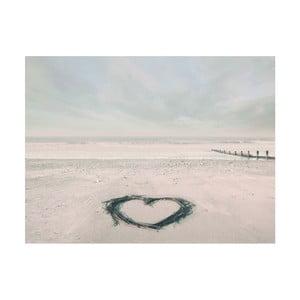 Obraz Pyramid International Ian Winstanley Love Goes On Forever, 60 × 80 cm