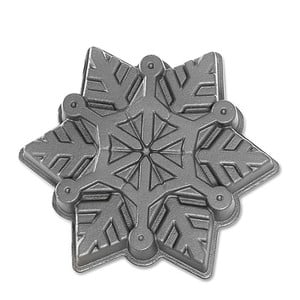 Forma na bábovku Nordic Ware Snehová vločka