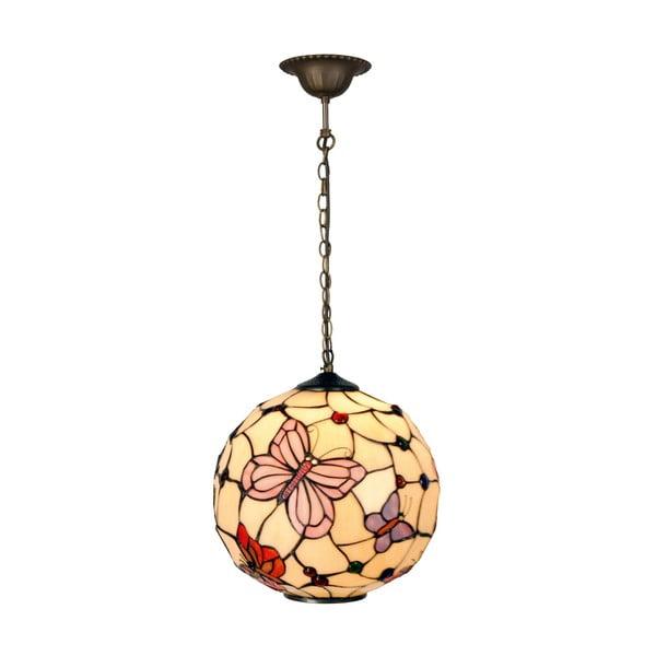 Tiffany závesné svetlo Complete Lamp