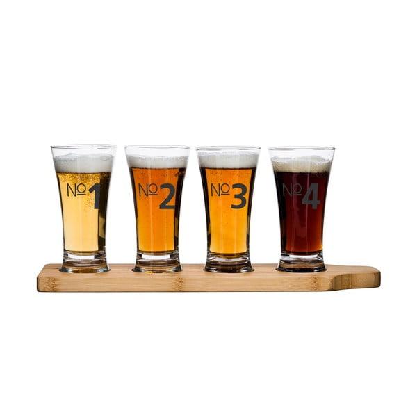 Degustačná sada na pivo Sagaform Beer Tasting