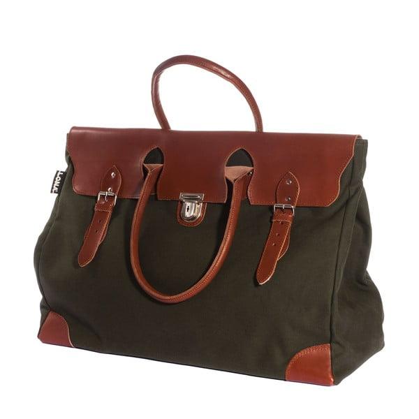 Cestovná taška Travel Bag, zelená