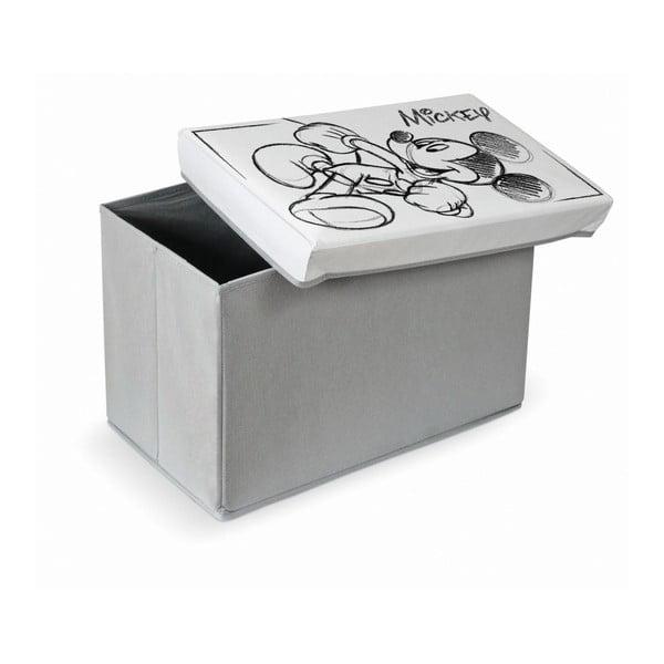 Úložný box Domopak Mickey, dĺžka 49 cm