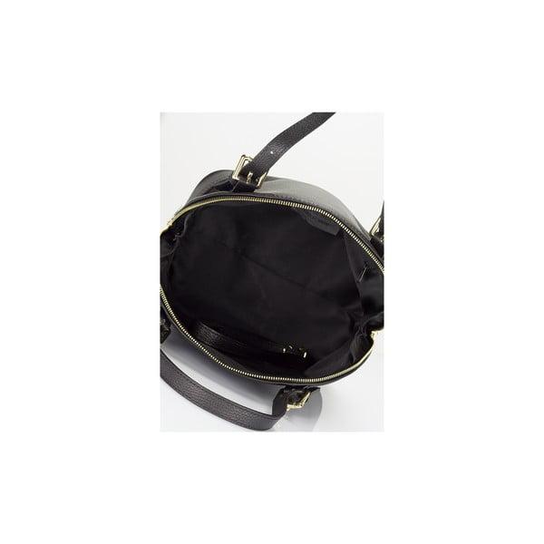 Kožená kabelka Giorgio Costa 5929 Black