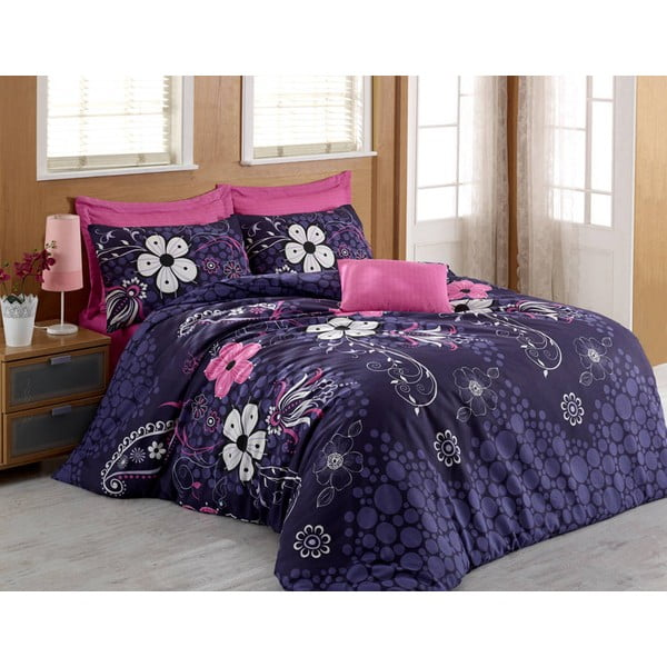 Obliečky s plachtou Royal Purple, 200x220 cm