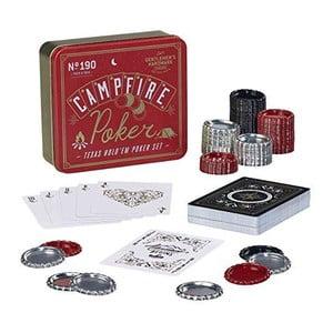 Set vodoodolných hracích kariet Gentlemen's Hardware Poker