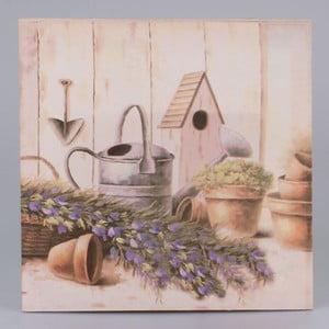 Obraz na plátne Old Garden