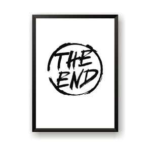 Plagát Nord & Co The End, 21 x 29 cm