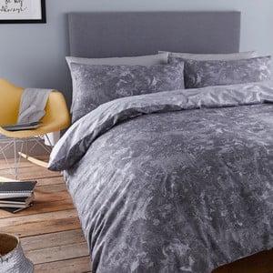 Obliečky Marble Grey, 135x200 cm