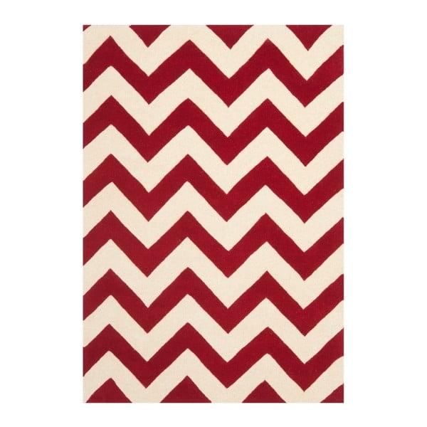 Vlnený koberec  Safavieh Crosby, 91x152 cm