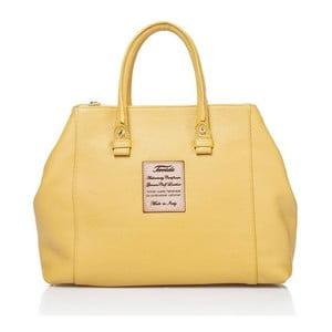 Kabelka Lourdes Yellow