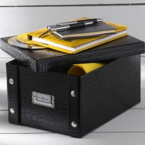 Úložný box Compactor Noir