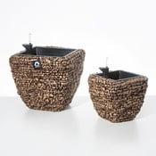 Set 2 kvetináčov so zavlažovacím systémom Nancy Brown