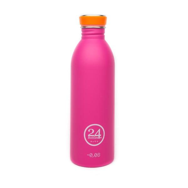 Fľaša Urban Bottle Pasion Pink, 500 ml
