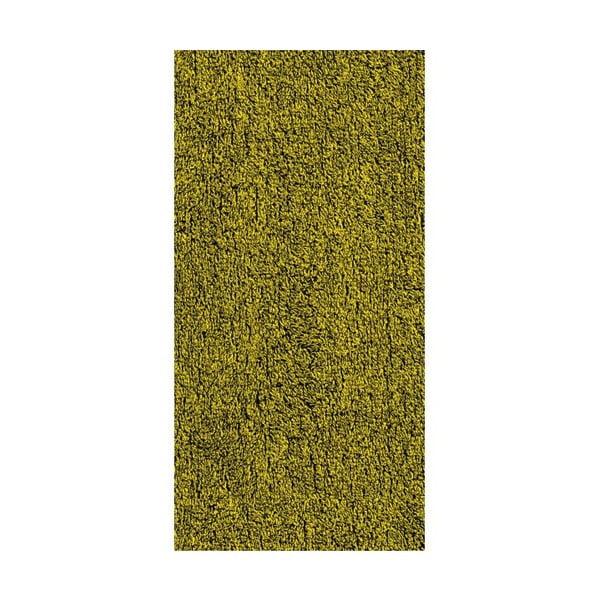 Uterák Ladessa, sivý/žltý, 50x100 cm