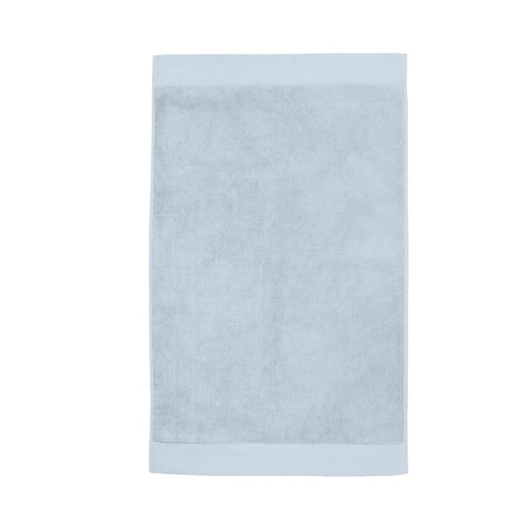 Modrá kúpeľňová predložka Seahorse Pure, 50 x 90 cm