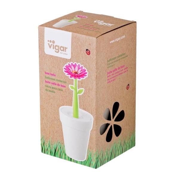 Box na toaletné potreby Vigar Flower