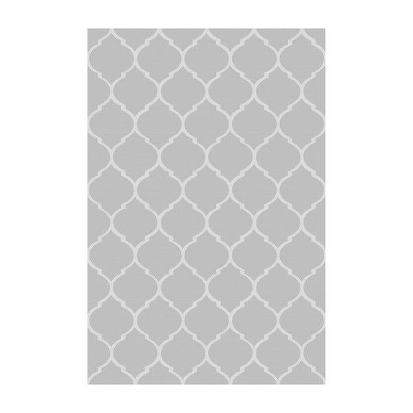 Vinylový koberec Reticular Gris, 100x150 cm