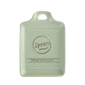 Zelený porcelánový stojanček na varešky T&G Woodware Pride of Place
