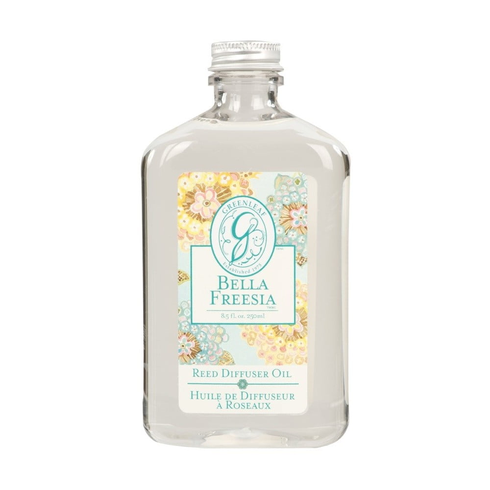 Vonný olej do dizfuzérov Greenleaf Bella Freesia 250 ml