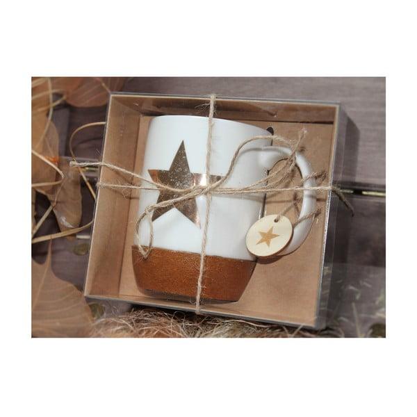 Porcelánový hrnček Duo Gift Azda, 580ml