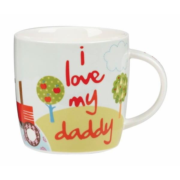 Detský hrnček Churchill Old Macdonald I Love Daddy