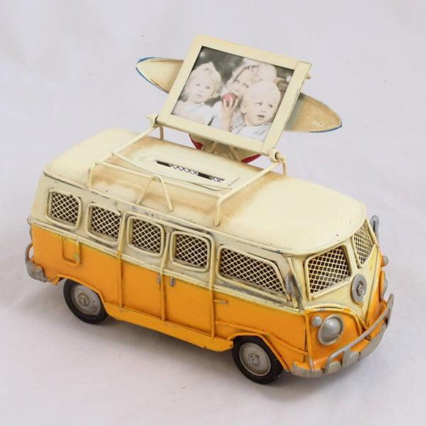 Pokladnička Autobus s fotorámčekom