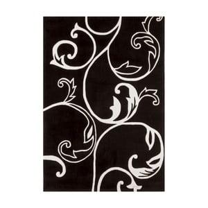 Koberec Asiatic Carpets Eden Emma Black White, 120x180 cm