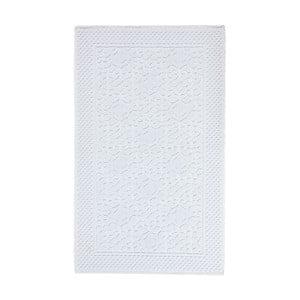 Koupelnová předložka Voga White, 60x100 cm