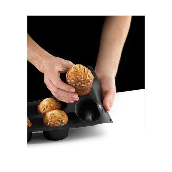 Silikónová forma na muffiny Gourmet