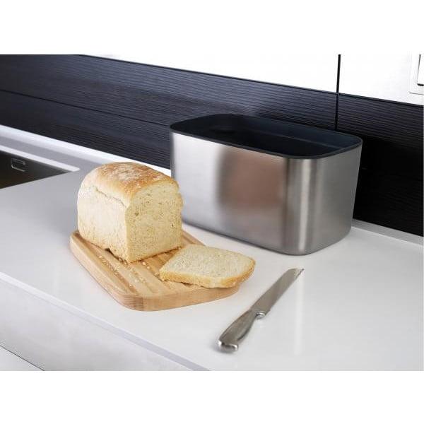 Antikoro chlebník s doštičkou Joseph Joseph Bread Bin