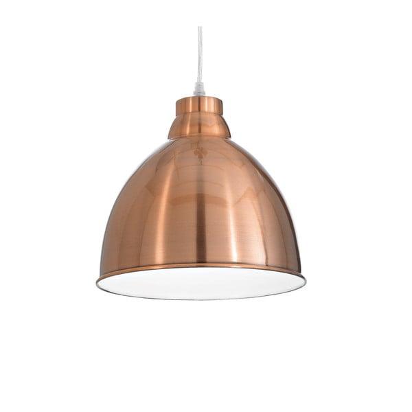 Závesné svietidlo Crido Simplicity Copper