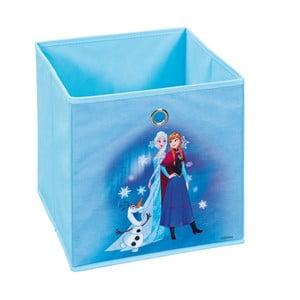 Modrý úložný box 13Casa Princess