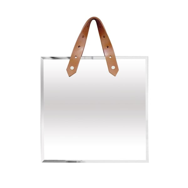 Zrkadlo ComingB Borsa, 30 x 39 cm