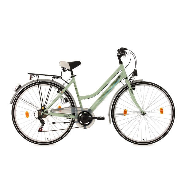 Dámsky bicykel City Bike Encanto Mint, 28""