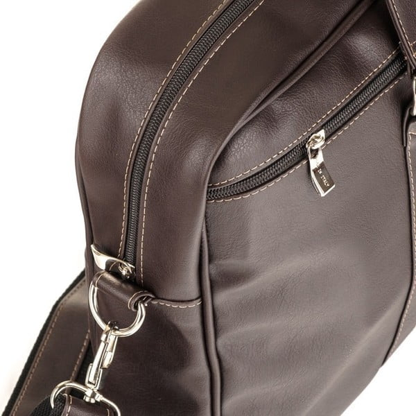 Pánska taška Solier S03 Brown