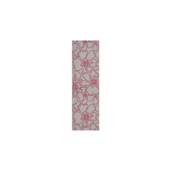Vysoko odolný obojstranný koberec Flou V2, 60x120 cm