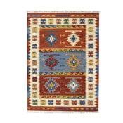 Ručne tkaný koberec Kilim Ishtar, 75x125cm