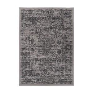 Sivý obojstranný koberec Narma Palmse Linen, 200 x 300 cm