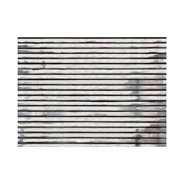Veľkoformátová tapeta Vodorovné latky, 315x232 cm