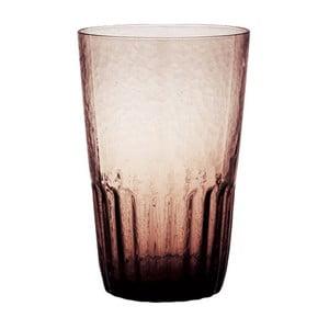 Oranžový pohár Kinto Dew, 420 ml